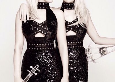 String Twins I Select Music Group