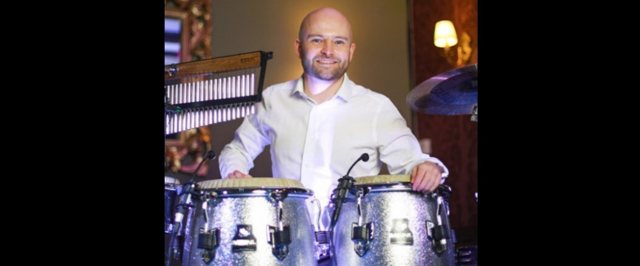 Bongo and percussionist for hire
