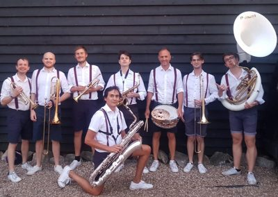 Top Brass - Brass Covers Band